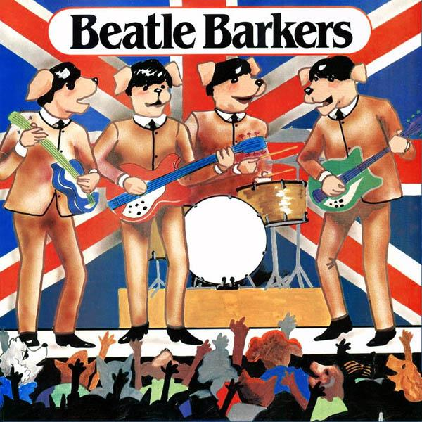 Beatle Barkers album cover